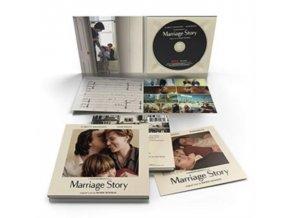 RANDY NEWMAN - Marriage Story - Original Soundtrack (CD)