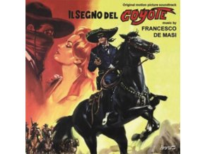 FRANCESCO DE MASI - Il Segno Del Coyote - Original Soundtrack (CD)