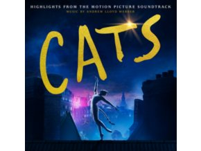MOTION PICTURE CAST RECORDING - Cats (CD)