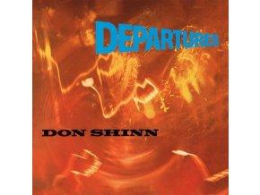 DON SHINN - Departures (RSD 2020) (LP)