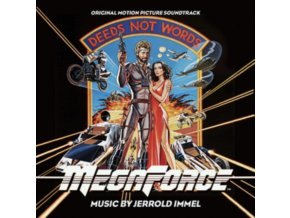 JERROLD IMMEL - Megaforce - Original Soundtrack (CD)