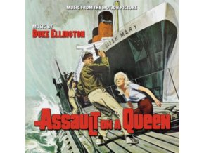 DUKE ELLINGTON - Assault On A Queen - Original Soundtrack (CD)