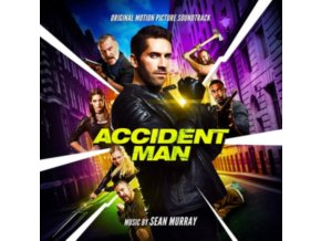SEAN MURRAY - Accident Man - Original Soundtrack (CD)