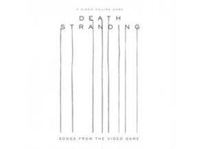 VARIOUS ARTISTS - Death Stranding - Original Game Soundtrack (CD)
