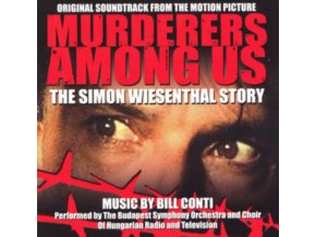 BILL CONTI - Murderers Among Us - Original Soundtrack (CD)