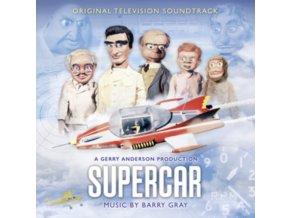 BARRY GRAY - Supercar - Original Tv Soundtrack (CD)