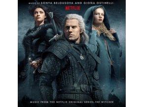 GIONA OSTINELLI & SONYA BELOUSOVA - The Witcher - Original TV Soundtrack (CD)