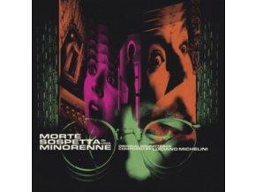 LUCIANO MICHELINI - Morte Sospetta Di Una Minorenne - Original Soundtrack (LP)