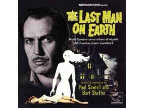 PAUL SAWTELL & BERT SHEFTER - The Last Man On Earth - Original Soundtrack (CD)