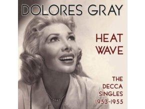 DOLORES GRAY - Heat Wave - The Decca Singles 1953-1955 (CD)