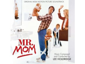 LEE HOLDRIDGE - Mr. Mom (CD)