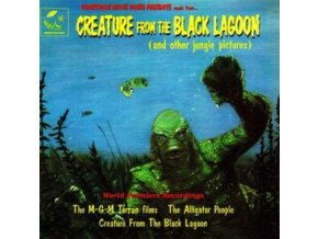 VARIOUS ARTISTS - Creature From The Black Lagoon (CD)