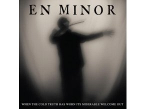 EN MINOR - When The Cold Truth Has Worn Its Miserable Welcome Out (Red Vinyl) (LP)