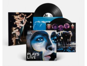 PETER GABRIEL - Plays Live (LP)