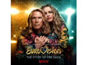 VARIOUS ARTISTS - Eurovision Song Contest: The Story Of Fire Saga - Original Soundtrack (CD)