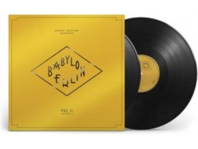 BABYLON BERLIN (ORIGINAL TELEVISION SOUNDTRACK / VOL / II) - Babylon Berlin - Original TV Soundtrack. Vol. Ii (LP)