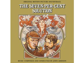 JOHN ADDISON - The Seven-Per-Cent Solution (CD)
