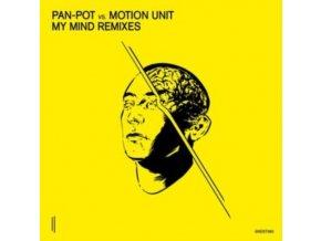 "PAN-POT VS MOTION UNIT - My Mind Remixes (12"" Vinyl)"