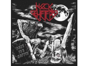 NECK CEMETERY - Born In A Coffin (LP)