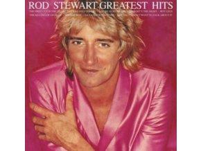 ROD STEWART - Greatest Hits. Vol. 1 (White Vinyl) (LP)