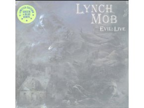 LYNCH MOB - Evil: Live (LP)