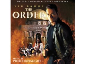 PINO DONAGGIO - The Order (CD)