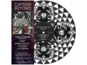 CAPTAIN BEYOND - Lost & Found 1972-1973 (Picture Disc) (LP)