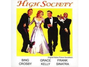 MARC KUDISCH & STEPHEN BOGARDUS - High Society - OST (CD)