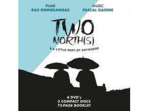 PASCAL GAIGNE - Two North(s) (CD + DVD)