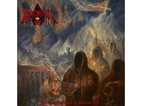 BLACKEVIL - Forever Baptised In Eternal Fire (LP)