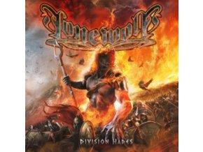 LONEWOLF - Division Hades (Red Vinyl) (LP)