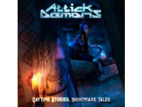 ATTICK DEMONS - Daytime Stories. Nightmare Tales (LP)