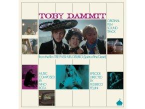 NINO ROTA / FEDERICO FELLINI - Toby Dammit - OST (LP)