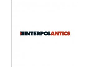 INTERPOL - Antics (LP)