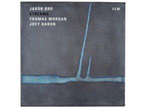 JAKOB BRO & THOMAS MORGAN & JON CHRISTENSEN - Streams (LP)