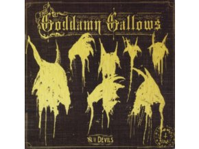 GODDAMN GALLOWS - 7 Devils (LP)
