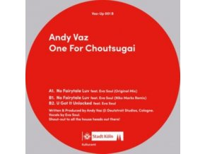 "ANDY VAZ - One For Choutsugai (12"" Vinyl)"