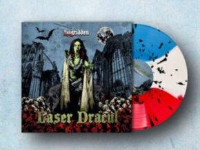 LASER DRACUL - Hagridden (Red/White/Blue Tri Colour Vinyl) (LP)