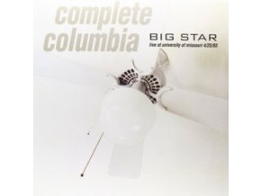 BIG STAR - Complete Columbia- Live At University Of (LP)