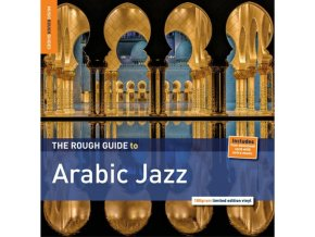 VARIOUS ARTISTS - The Rough Guide To Arabic Jazz (LP)