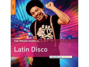 VARIOUS ARTISTS - The Rough Guide To Latin Disco (LP)