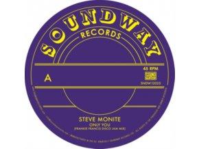 "STEVE MONITE / TABU LEY ROCHEREAU - Only You/Hafi Deo (12"" Vinyl)"