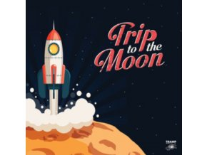 VARIOUS ARTISTS - Trip To The Moon - 11 Obscure R&B. Garage Rock And Deepfunk Songs About The Moon (LP)