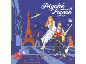 "VARIOUS ARTISTS - Psyche France Vol. 6 (RSD 2020) (12"" Vinyl)"