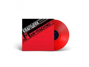 KRAFTWERK - The Man-Machine (Coloured Vinyl) (LP)