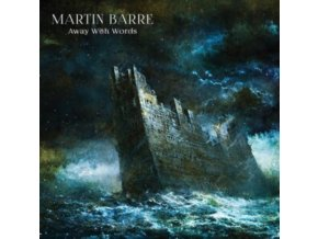 MARTIN BARRE - Away With Words (Blue Vinyl) (LP)