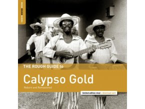 VARIOUS ARTISTS - The Rough Guide To Calypso Gold (LP)