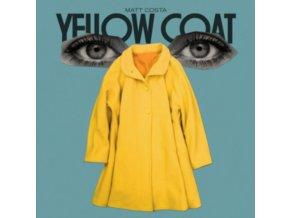 MATT COSTA - Yellow Coat (LP)
