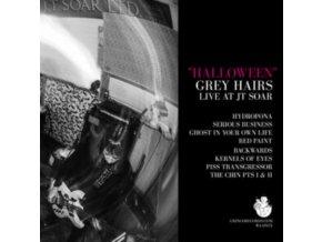 GREY HAIRS - Halloween (Live At Jt Soar) (LP)
