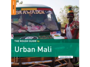 VARIOUS ARTISTS - The Rough Guide To Urban Mali (LP)